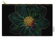 Dark Flower 2 Carry-all Pouch
