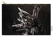 Dark Flower Carry-all Pouch