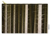 Dark Forest At Kielder Carry-all Pouch