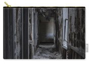 Dark Halls Carry-all Pouch by Margie Hurwich