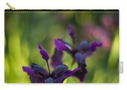 Dark Irises Carry-all Pouch