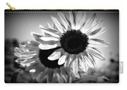 Dark Petals Carry-all Pouch