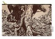Dark Rider-tolkien Appreciation Carry-all Pouch