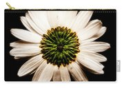Dark Side Of A Daisy Square Fractal Carry-all Pouch