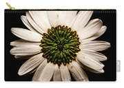 Dark Side Of A Daisy Square Carry-all Pouch