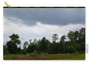 Dark Skies In The Grasslands Carry-all Pouch