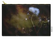 Dark Thistle Carry-all Pouch