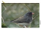 Darkeyed Junco  Carry-all Pouch