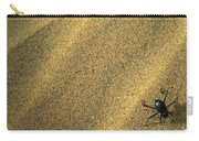 Darkling Beetle Collecting Dew Carry-all Pouch