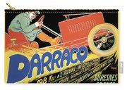 Darracq Suresnes France Carry-all Pouch