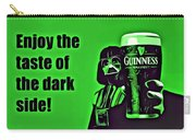 Darth Drinks Guinness Carry-all Pouch