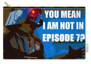 Darth Varder Last Words Carry-all Pouch