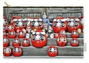 Daruma Dolls Carry-all Pouch