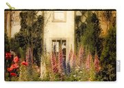 Darwin's Garden Carry-all Pouch by Jessica Jenney