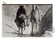 Daumier: Don Quixote Carry-all Pouch