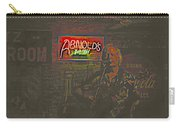 Dave Hawkins Abstract Carry-all Pouch