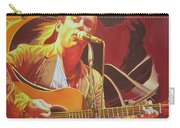 Dave Matthews At Vegoose Carry-all Pouch by Joshua Morton