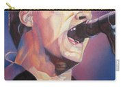 Dave Matthews Colorful Full Band Series Carry-all Pouch by Joshua Morton