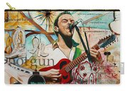 Dave Matthews Shotgun Carry-all Pouch by Joshua Morton