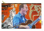 Dave Matthews The Last Stop Carry-all Pouch by Joshua Morton