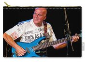 Dave Pegg Bass Player For Fairport Convention And Jethro Tull Carry-all Pouch