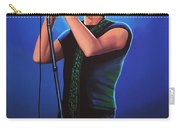 David Bowie 2 Painting Carry-all Pouch
