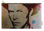David Bowie Carry-all Pouch