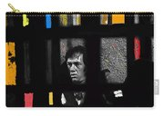 David Carradine Jail Young Billy Young Old Tucson Sound Stage Tucson Arizona 1968 Carry-all Pouch
