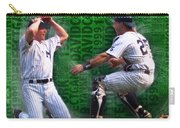 David Cone Yankees Perfect Game 1999 Zoom Carry-all Pouch