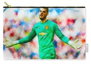 David De Gea Of Manchester United Carry-all Pouch