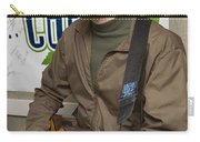 David Lowery Of Cracker Carry-all Pouch