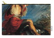 David Slaying Goliath Carry-all Pouch