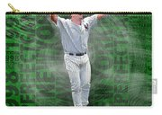 David Wells Yankees Perfect Game 1998 Carry-all Pouch