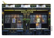 David's Pub Carry-all Pouch