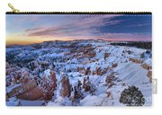 Dawn At Bryce Carry-all Pouch