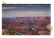 Dawn At Dead Horse Point Carry-all Pouch