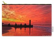 Dawn At The Beach Carry-all Pouch