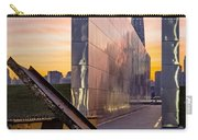 Dawn At The Empty Sky Memorial Carry-all Pouch