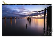 Dawn Breaks Over The Pier Carry-all Pouch
