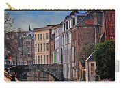 Dawn In Bruges Carry-all Pouch