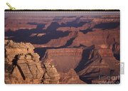 Dawn In The Grand Canyon Carry-all Pouch