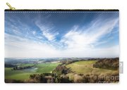 Dawn Landscape In Springtime Carry-all Pouch