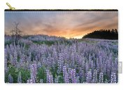 Dawn Of Lupine Carry-all Pouch