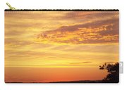 Dawn On Diamond Lake Carry-all Pouch