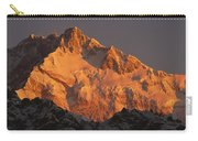 Dawn On Kangchenjunga Talung Carry-all Pouch