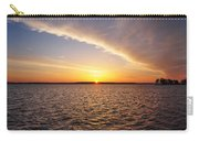 Dawn On The Chesapeak - St Michael's Maryland Carry-all Pouch