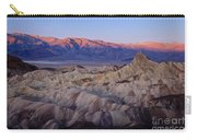 Dawn Over Death Valley Carry-all Pouch