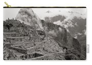 Dawn Over Machu Picchu Carry-all Pouch