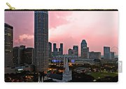 Dawn Over Singapore Carry-all Pouch
