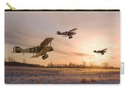 Dawn Patrol Carry-all Pouch by Pat Speirs